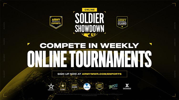 Online Soldier Showdown
