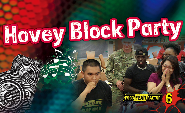 Hovey Block Party
